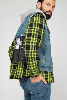 Чоловіча джинсова куртка J-RUBEN Diesel A00209 0KAYD