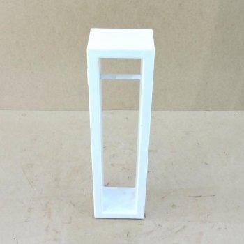 Держатель для туалетной бумаги из натурального дерева IZD Аурум напольный Зефир 17х13х7 см ДТБ-000220
