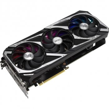 Asus PCI-Ex GeForce RTX 3060 ROG Strix Gaming OC 12GB GDDR6 (192bit) (2 x HDMI, 3 x DisplayPort) (ROG-STRIX-RTX3060-O12G-GAMING)