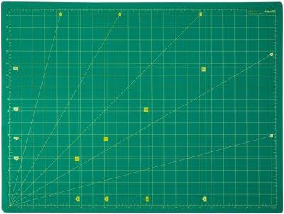Килимок самовідновний для різання Axent Pro сантиметрова та дюймова шкала А2 (7905-A)