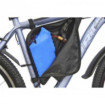 Електровелосипед Uvolt Fort Spektrum Mb-48-500 Сірий
