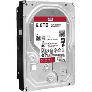 """Жорсткий диск 3.5"""" 6TB (7200 rpm, 256MB, SATAIII) WD Red Pro (WD6003FFBX)"""