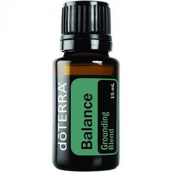 Смесь эфирных масел для восстановления равновесия doTerra Balance® Grounding Blend «Баланс» 15 ml