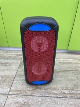 Портативная Bluetooth колонка JBK- 8900, Black, USB, FM, Акустическая система, С музыкальной подсветкой