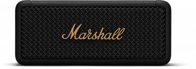 Акустична система Marshall Emberton Black and Brass (1005696)