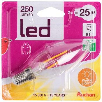 Лампочка светодиодная Auchan (25 Вт; E14)