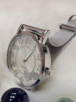Женские часы WoMaGe Серебристый ремешок
