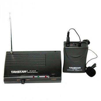 Радіосистема з петличним мікрофоном Takstar ТЅ-331PMS