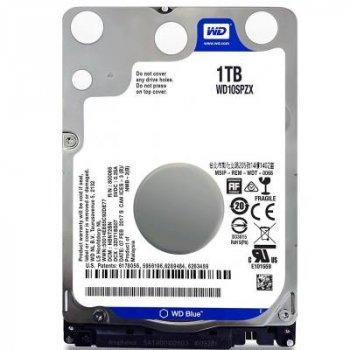 """Жесткий диск для ноутбука 2.5"""" 1TB WD (#WD10SPZX-FR#)"""