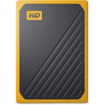 Внешний накопитель SSD USB 3.0 500GB WD (WDBMCG5000AYT-WESN)