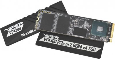 Накопичувач SSD Patriot 2 ТВ M.2 PCI Express 4.0 x4 3D TLC (VP4300-2TBM28H)