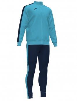 Спортивный костюм Joma Academy III 101584.013 цвет: голубой/темно-синий