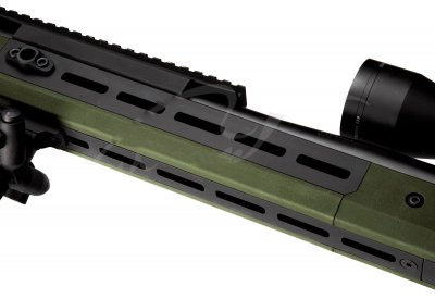 Ложа Magpul PRO 700 для Remington 700 Short Action. Цвет - Олива
