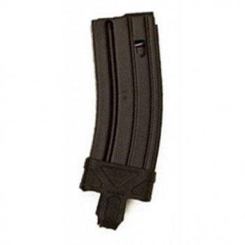 Набор пят магазина Magpul для AR15 (3 шт.) Резиновые черные