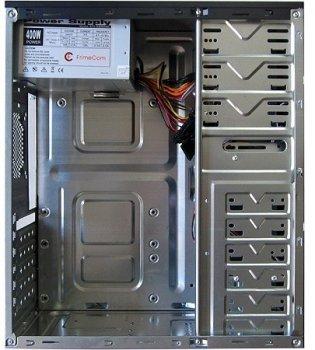 Корпус FrimeCom LB 053 BL 400W (12 см вентилятор)