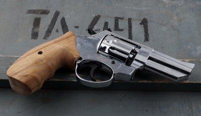 Револьвер Ekol Viper 3″ Chrome/Бук