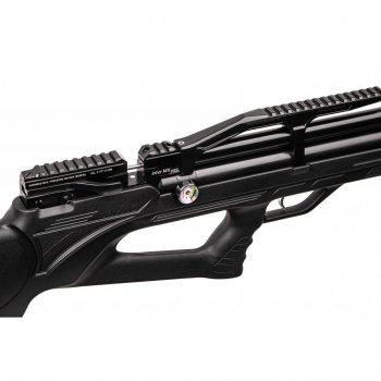 Пневматична гвинтівка Aselkon MX10-S Black (1003376)