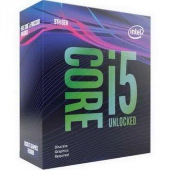 Intel Core i5 9600KF 3.7 GHz (9MB, Coffee Lake, 95W, S1151) Box (BX80684I59600KF)