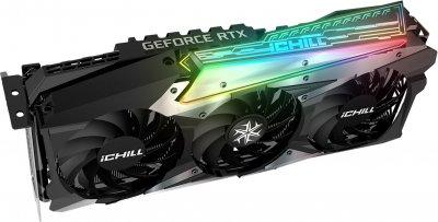 INNO3D PCI-Ex GeForce RTX 3080 iChill X3 LHR 10GB GDDR6X (320bit) (1770/19000) (HDMI, 3 x DisplayPort) (C30803-106XX-1810VA37H)