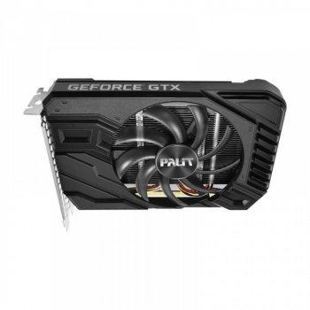 Видеокарта Palit GTX 1660 StormX OC (NE51660S18J9-165F), б/в