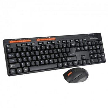 Комплект бездротової Meetion Wireless 2в1 клавіатура + миша