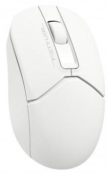 Миша A4Tech Fstyler FG12 Wireless White (4711421958981)