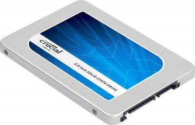 "Накопитель SSD 240GB Crucial BX200 2.5"" SATAIII TLC (CT240BX200SSD1) Refurbished"