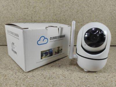 Беспроводная поворотная IP камера WiFi microSD UKC 1mp с распознаванием лиц