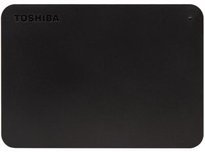 "Внешний жесткий диск 500Gb Toshiba Canvio Basics, Black, 2.5"", USB 3.0 (HDTB405EK3AA)"