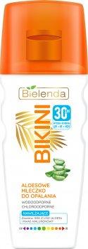 Молочко сонцезахисне Bielenda з алое SPF 30 200 мл (5902169038854)