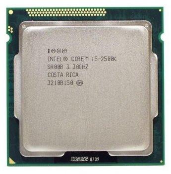 Процессор Intel Core i5-2500k socket 1155 б/у