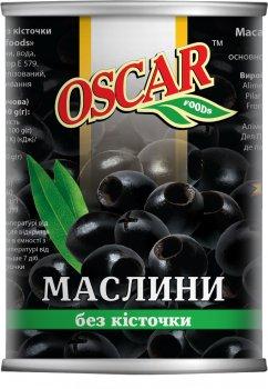 Маслины без косточки Oscar 300 г (8413552051475)
