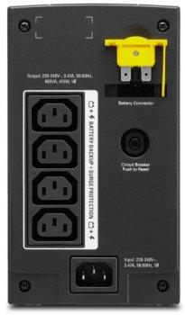 Джерело безперебійного живлення APC Back-UPS 800VA IEC (BX800LI)