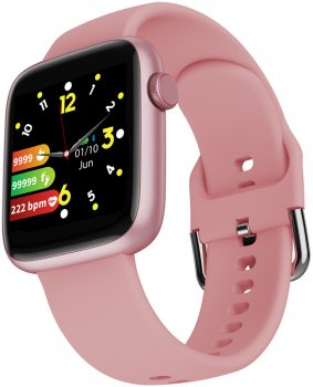 Смарт-годинник Gelius Pro GP-SW002 (Neo Star Line) Pink (2099900848841)