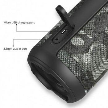 Bluetooth колонка Tronsmart Element T6 Серый / Камуфляж