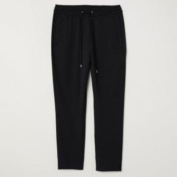 Спортивные брюки H&M 6198817 Черные