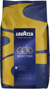 Кава в зернах Lavazza Gold Selection 1 кг (8000070043206)