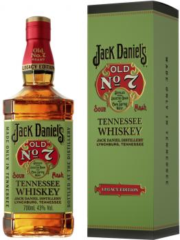 Виски Jack Daniel's Jack Legacy 0.7 л 43% (5099873012963)