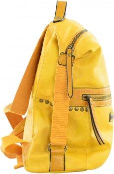 Рюкзак молодёжный Yes Weekend YW-20 26x35x13.5 Желтый (5056137106394) (555844)