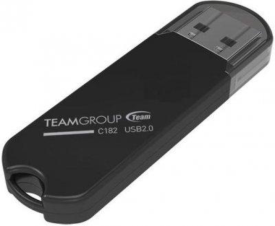 Team C182 32GB USB 2.0 Black (TC18232GB01)