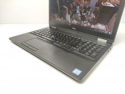 "Бізнес ноутбук Dell Latitude E5570 15.6"" i5 6200U DDR4 8GB 500GB Б/У"