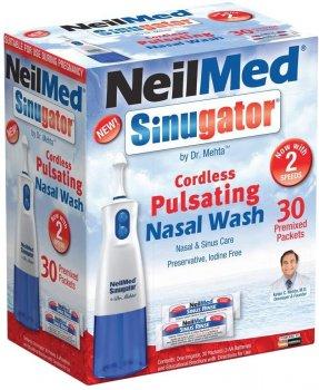 Беспроводной набор для промывания носа NIELMED