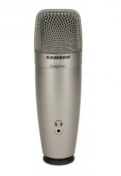 Микрофон студийный конденсаторный Samson C01U Pro