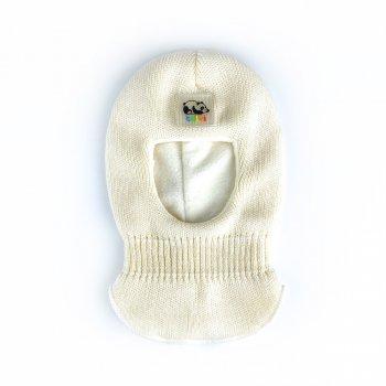 Зимняя Шапка-Шлем Миу 46-48см 01651 Молоко Talvi