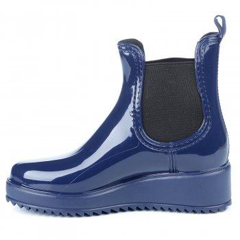 Резиновая обувь женские Casual Кеж-9020-162 navy-171