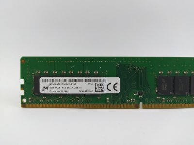 Оперативная память Micron DDR4 8Gb PC4-2133P (MTA16ATF1G64AZ-2G1A2) 4663 Б/У