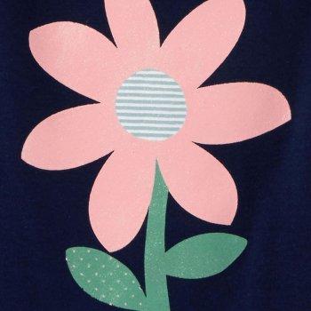 Боди-футболка Carters 18330810 5 шт Розовый/Серый/Белый/Синий
