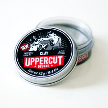 Глина Uppercut Deluxe Matt Clay 12 р