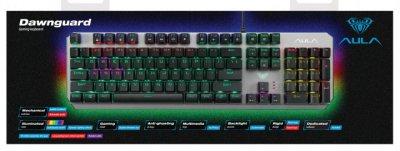 Клавіатура Aula Dawnguard (6948391234533)