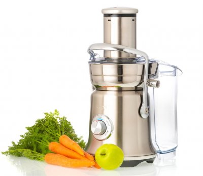 Соковыжималка Sage The Nutri Juicer Cold XL SJE830BSS